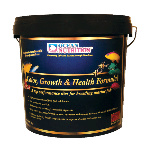 Ocean Nutrition Color, Growth & Health Formula Marine 0,5 - 0,8mm 5 kg
