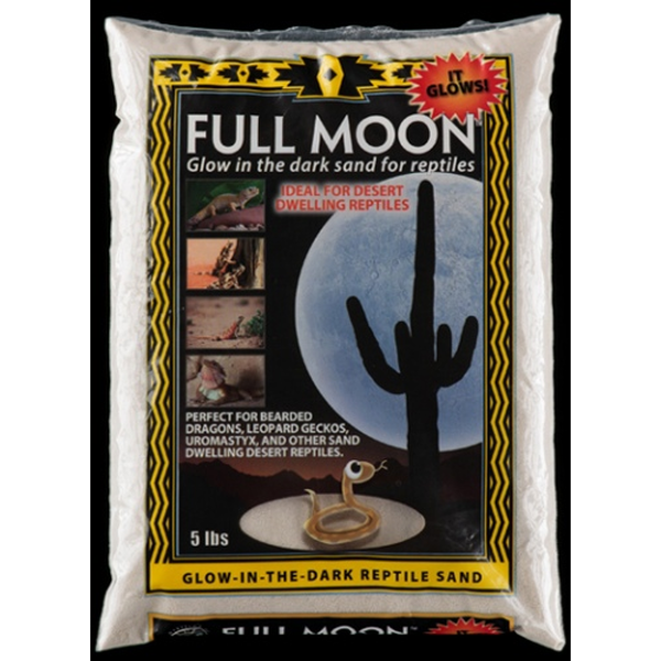 Full Moon Glow in the dark Sand 2,27 kg