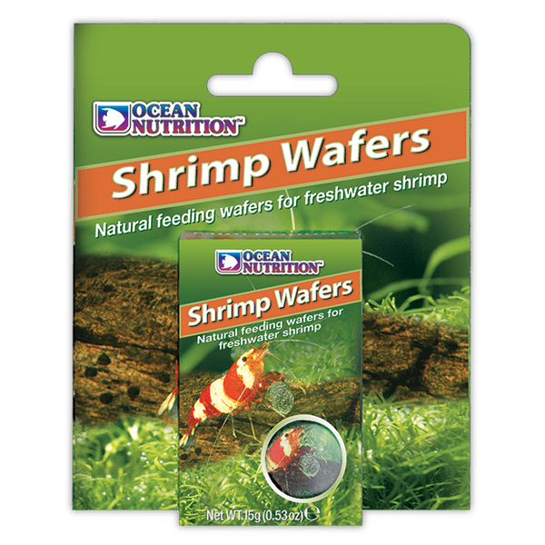 Ocean Nutrition Shrimp Wafers 15 g