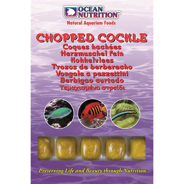 Ocean Nutrition Chopped Cockle 100 g