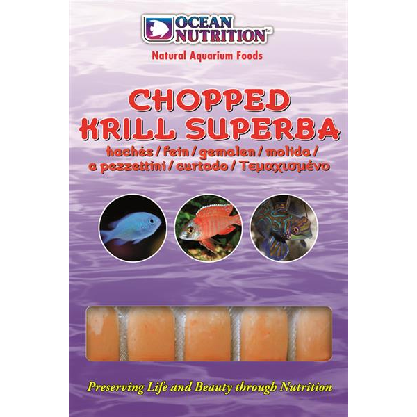 Ocean Nutrition Chopped Krill Superba 100 g