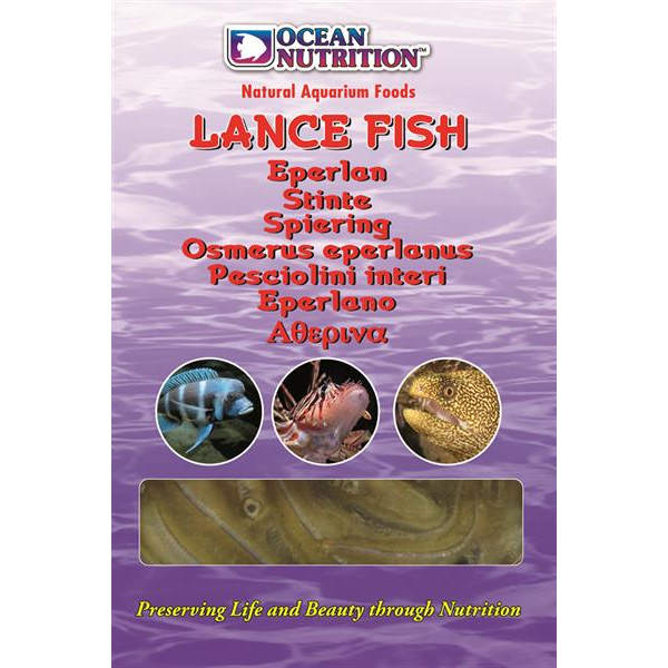 Ocean Nutrition Lance Fish (Mono Tray) 100 g