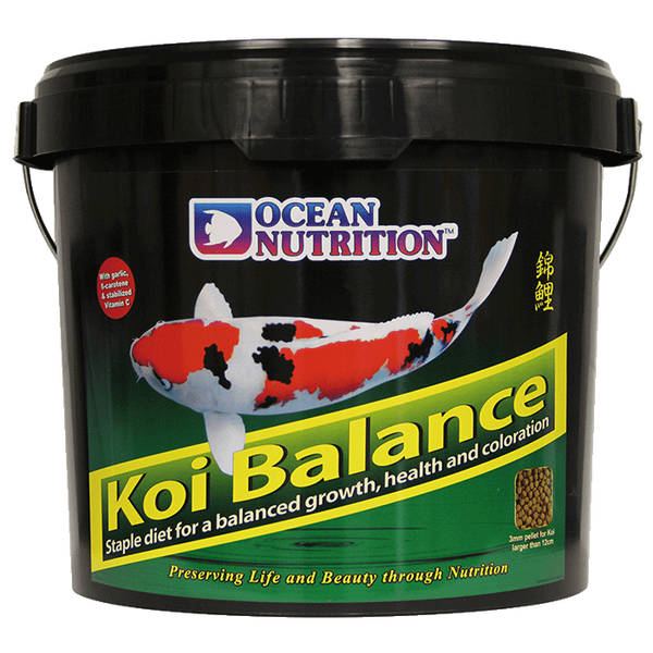 Ocean Nutrition Koi Balance 3 mm