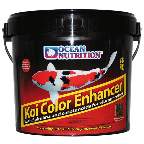 Ocean Nutrition Koi Color Enhancer 7 mm