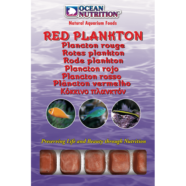 Ocean Nutrition Red Plankton