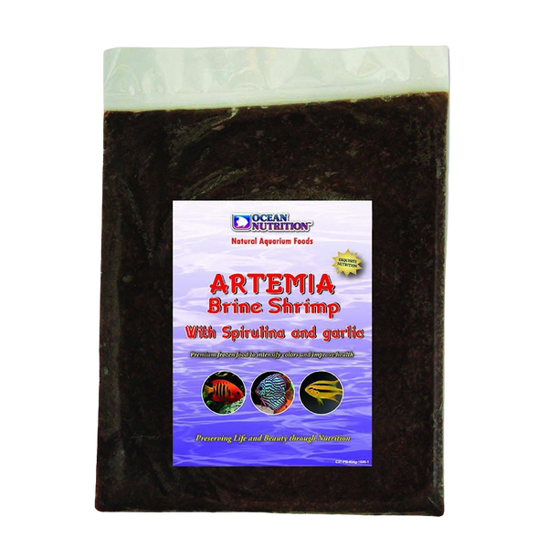 Ocean Nutrition Artemia with Spirulina & Garlic