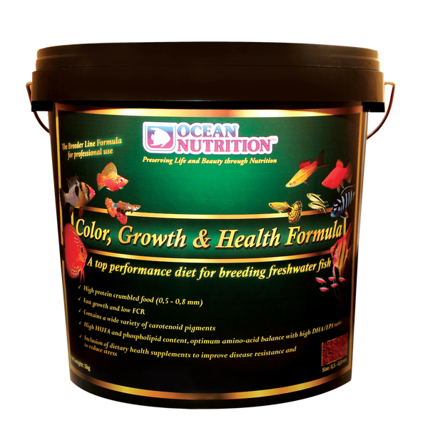 Color, Growth & Health Formula Freshwater